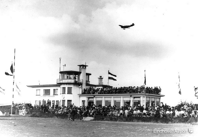history-eindhoven-airport-1934